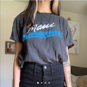 vintage 80s Maui shirt